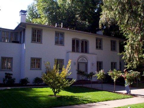Presidents Mansion_CSU Chico